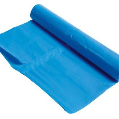 Vuilniszakken blauw